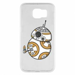 Чехол для Samsung S6 BB-8 Like