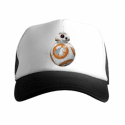 Кепка-тракер BB-8 - FatLine