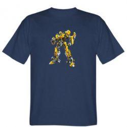 Мужская футболка Bumblebee - FatLine