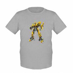 Детская футболка Bumblebee - FatLine