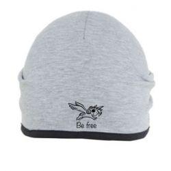 Шапка Be free unicorn