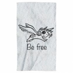 Рушник Be free unicorn