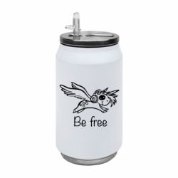 Термобанка 350ml Be free unicorn