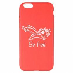 Чохол для iPhone 6 Plus/6S Plus Be free unicorn