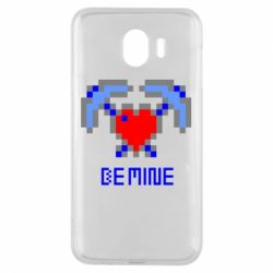 Чехол для Samsung J4 Be mine
