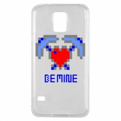 Чехол для Samsung S5 Be mine