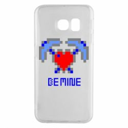 Чехол для Samsung S6 EDGE Be mine