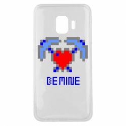 Чехол для Samsung J2 Core Be mine