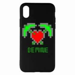 Чехол для iPhone X/Xs Be mine