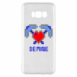Чехол для Samsung S8 Be mine