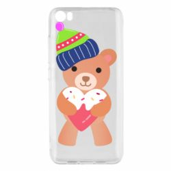 Чехол для Xiaomi Mi5/Mi5 Pro Bear and gingerbread