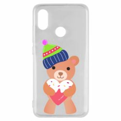 Чехол для Xiaomi Mi8 Bear and gingerbread