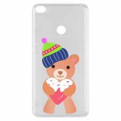 Чехол для Xiaomi Mi Max 2 Bear and gingerbread