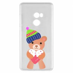 Чехол для Xiaomi Mi Mix 2 Bear and gingerbread