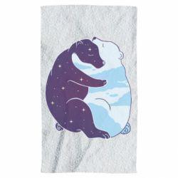 Рушник Bear day and night