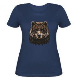 Жіноча футболка Bear graphic