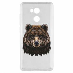 Чехол для Xiaomi Redmi 4 Pro/Prime Bear graphic