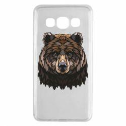 Чохол для Samsung A3 2015 Bear graphic