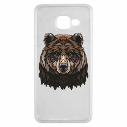 Чохол для Samsung A3 2016 Bear graphic
