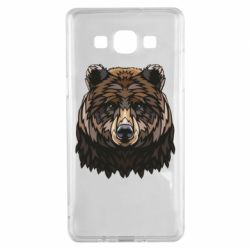 Чохол для Samsung A5 2015 Bear graphic