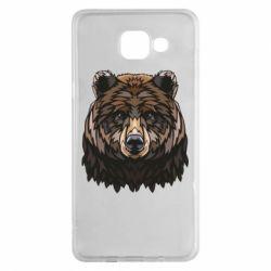 Чохол для Samsung A5 2016 Bear graphic