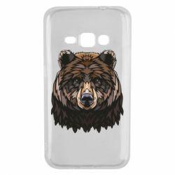 Чохол для Samsung J1 2016 Bear graphic