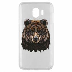 Чохол для Samsung J4 Bear graphic