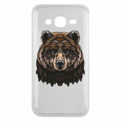 Чохол для Samsung J5 2015 Bear graphic