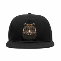Снепбек Bear graphic