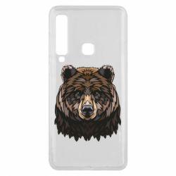 Чохол для Samsung A9 2018 Bear graphic