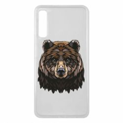 Чохол для Samsung A7 2018 Bear graphic