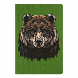 Блокнот А5 Bear graphic