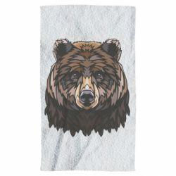 Рушник Bear graphic