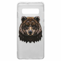 Чохол для Samsung S10+ Bear graphic