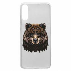 Чохол для Samsung A70 Bear graphic