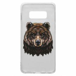 Чохол для Samsung S10e Bear graphic