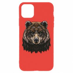 Чохол для iPhone 11 Bear graphic