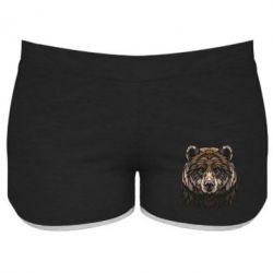 Жіночі шорти Bear graphic