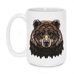 Кружка 420ml Bear graphic