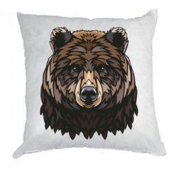 Подушка Bear graphic