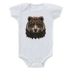 Дитячий бодік Bear graphic