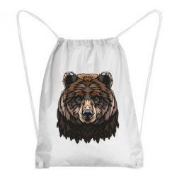 Рюкзак-мішок Bear graphic