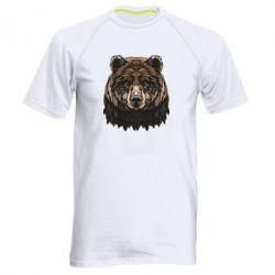 Чоловіча спортивна футболка Bear graphic