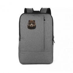 Рюкзак для ноутбука Bear graphic