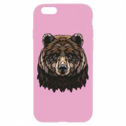 Чохол для iPhone 6/6S Bear graphic