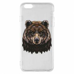 Чохол для iPhone 6 Plus/6S Plus Bear graphic