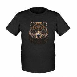 Дитяча футболка Bear graphic