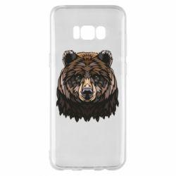 Чохол для Samsung S8+ Bear graphic