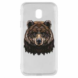 Чохол для Samsung J3 2017 Bear graphic