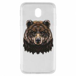 Чохол для Samsung J7 2017 Bear graphic